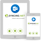 Fast Sync Outlook Contacts and Calendars with mobile devices